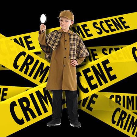 Melagioco Festa per bambini - Detective Sherlock Holmes