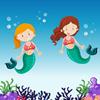 Melagioco Festa per bambini - Sirene